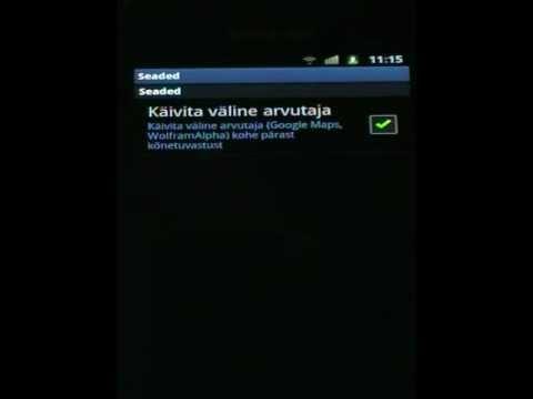 Video of Arvutaja