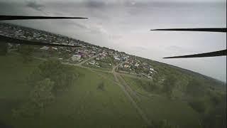 MJX Bugs 8 FPV полет
