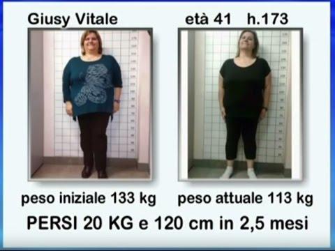 Respiro di fuoco e perdita di peso