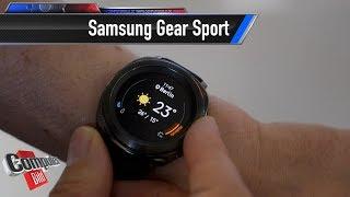 Samsung Gear Sport im ersten Eindruck