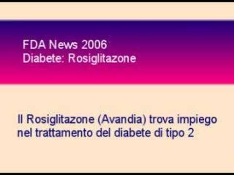 Per la disabilità nel diabete