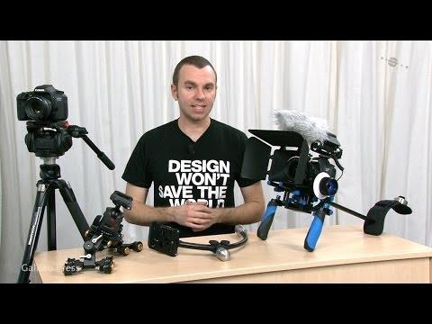 Videodreh mit der DSLR-Kamera - Vor- und Nachteile im Video