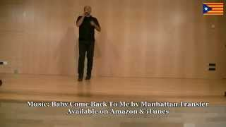 Baby Come Back To Me (Dance & Teach)