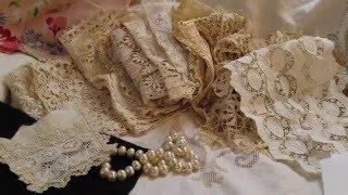 Vintage And Antique Lace Haul Part 2