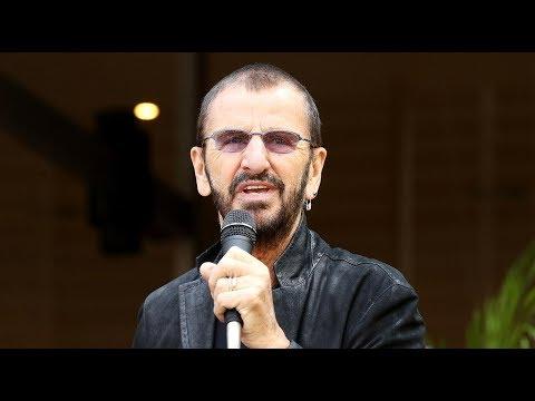Sir Ringo Starr: Caballero de la realeza británica