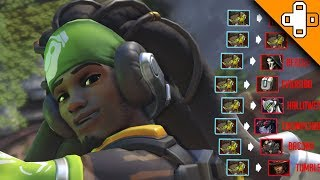 WORLDS BEST LUCIO! Overwatch Funny & Epic Moments 544
