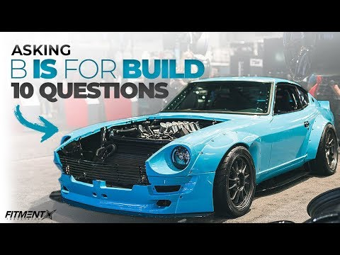 Asking B is for Build 10 Questions