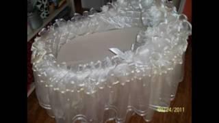 اصنعي سرير الاطفال من صندوق الفواكه فكرة جديدة و غير مكلفة