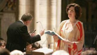 """The Messiah (5/6): Sarah Connolly: """"Thou art gone up on high"""""""