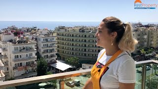 Недвижимость в Турции в Махмутларе. Квартира с мебелью от собственника. Аланья || RestProperty