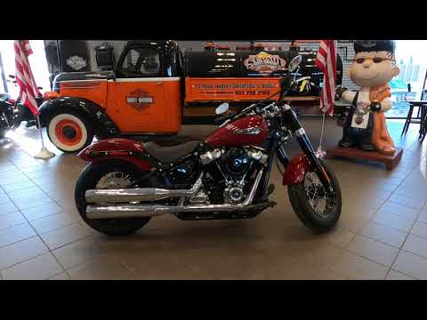 2021 Harley-Davidson® Softail Slim® FLSL