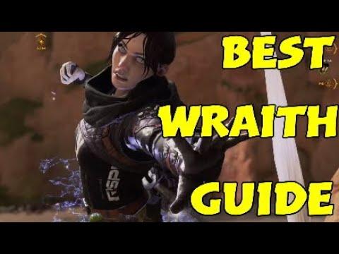 Best Wraith Guide - Apex Legends