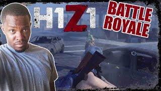 FRANKI IS BACK!! - H1Z1 Battle Royale Gameplay | H1Z1 Solo BR
