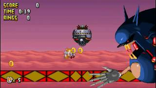 Sonic.Exe The Spirits Of Hell Soundtrack Tails Vs Sonic.Exe Phase 2 (Solo Ending)