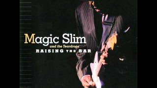 Magic Slim and The Teardrops - Sunny Road Blues.wmv