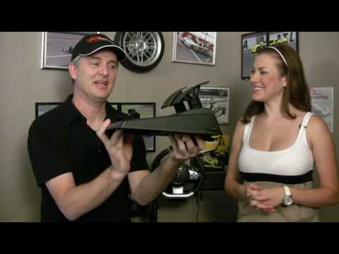 Lamborghini Gallardo Force Feeback Wheel & Steadiplay Wheelstand Reviewed