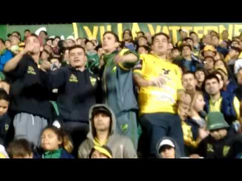 """""""SOY DEL HALCON DE PENDEJO TE SIGO🎶 / DYJ 3 VS CARP 3"""" Barra: La Banda de Varela • Club: Defensa y Justicia"""