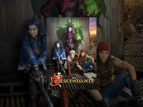 Download Disney Descendants HD Mp4 3GP Video and MP3