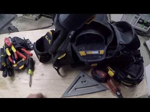 Toughbuilt critique de la ceinture à outils