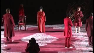 """Θεσσαλικό Θέατρο """"Πέρσες"""" Αισχύλου (2008)"""