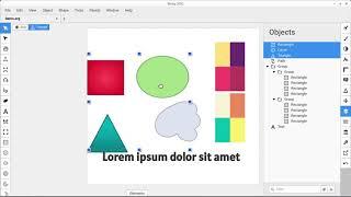 Vidéo de Boxy SVG