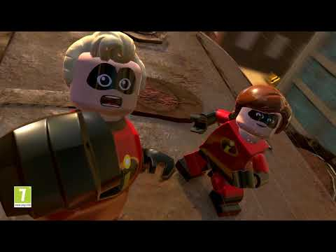 New LEGO Incredibles Gameplay Trailer Spotlights Crime Waves Missions