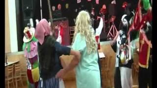 preview picture of video 'Taneční kapela Karla Pešla - 1. maškarní ples Šitbořice'