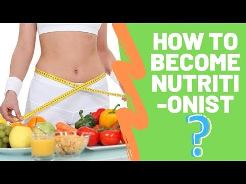 How to become certified nutritionist in India | how to become a ...