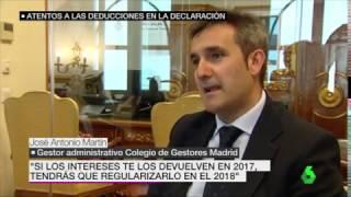 Intervención de Jose Antonio Martín Herrera valorando el sistema RentaWeb