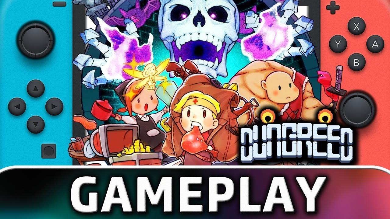 Dungreed | Nintendo Switch Gameplay