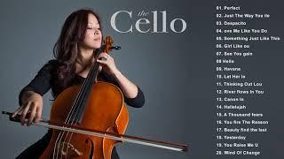 Las Mejores Cubiertas de Violonchelo Instrumental 2020  -  Lo mejor del violonchelo instrumental