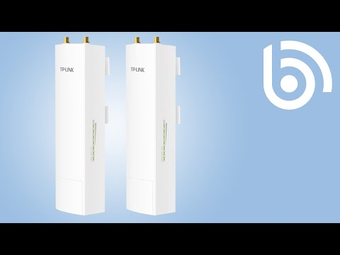 TP-LINK WBS210 Pharos Access Point Introduction