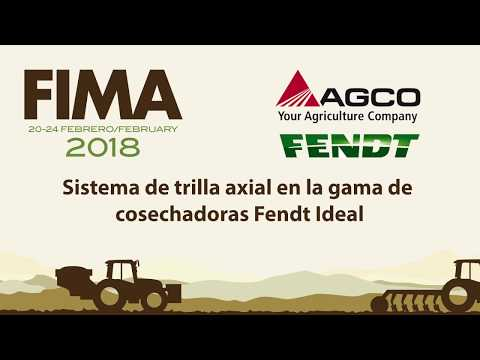 FIMA 2018 - TECHNICAL INNOVATION AGCO - FENDT - FE