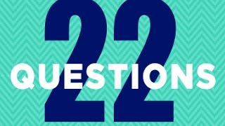 22 Questions ft Leah Thrush