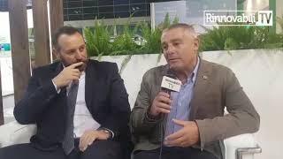 Marco Steardo – AD di Sersys Ambiente e Marco Petrangeli Papini
