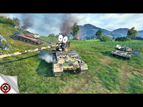World of Tanks - TOP PLAYS! #10 (WoT epic gameplay)