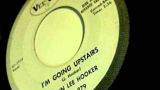 I'm going upstairs - john lee hooker - vee jay 1961