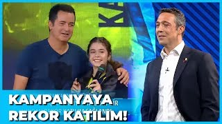 Tv8 Ekranlarında Tarih Yazıldı - Fenerbahçe WİNWİN Kampanyası