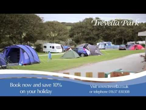 Video of our holiday park, Trevella