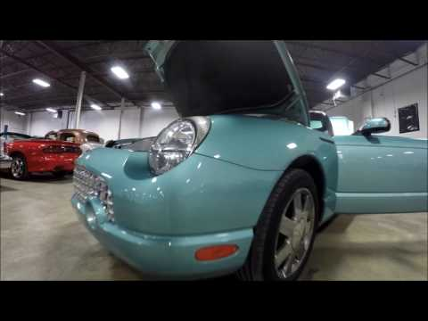 Video of '02 Thunderbird - LHBV