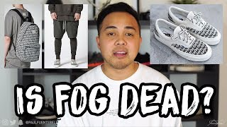Fear of God FOG Essentials x Pacsun Preview 2017