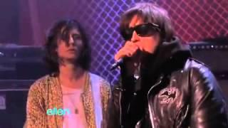 The Strokes - Gratisfaction  (Live Ellen)