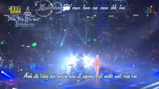 [Concert A Time 4 You][Vietsub + Kara] Light Up My Life - Lâm Phong