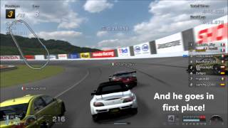 Gran Turismo 6 Online Turbo Championship 2nd race