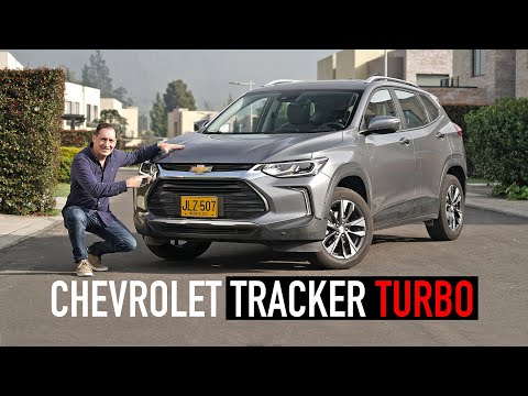 Chevrolet Tracker Turbo 🔥 ¿La mejor de su segmento? 🔥 Prueba - Reseña