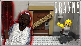 LEGO Granny Stop Motion, Animation