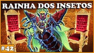 DECK RAINHA DOS INSETOS - Yu-Gi-Oh! Duel Links