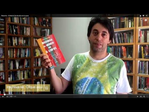 Livro de Não Ficção - Resenha - A História do Mundo em 6 copos