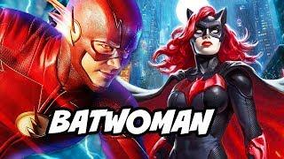 The Flash Season 5 Arrow Batwoman Spinoff TV Show Explained - Comic Con 2018