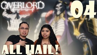 overlord season 2 episode 4 english dub reaction - Thủ thuật